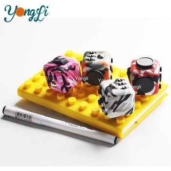 Hand Help Toy Fidget Cube Anxiety Relief Dice Adult Fun Dice Sex Game