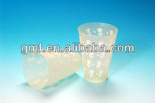 2013 hot sale popular frosted disposable plastic pp cup
