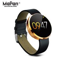 cheap smart watch sync phone MW01 BT phone mobile with pedometer