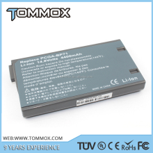 rechargeable notebook battery fit for SONY pcga-bp71