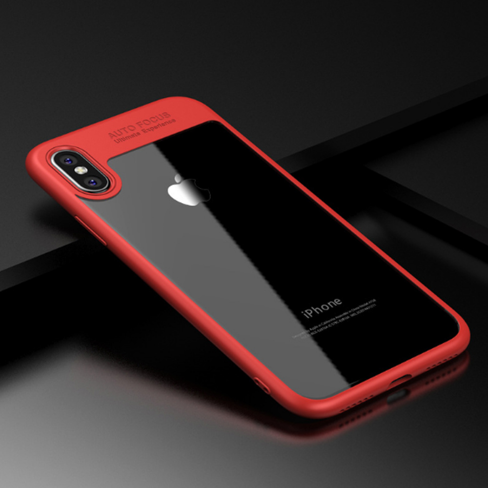 Ultra Thin Transparent Shockproof Soft Silicone TPU Phone Cases Cover For Apple <strong>iPhone</strong> X