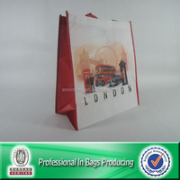 Custom Cheap Reusable Non-Woven Tote Bag Shopping Bag