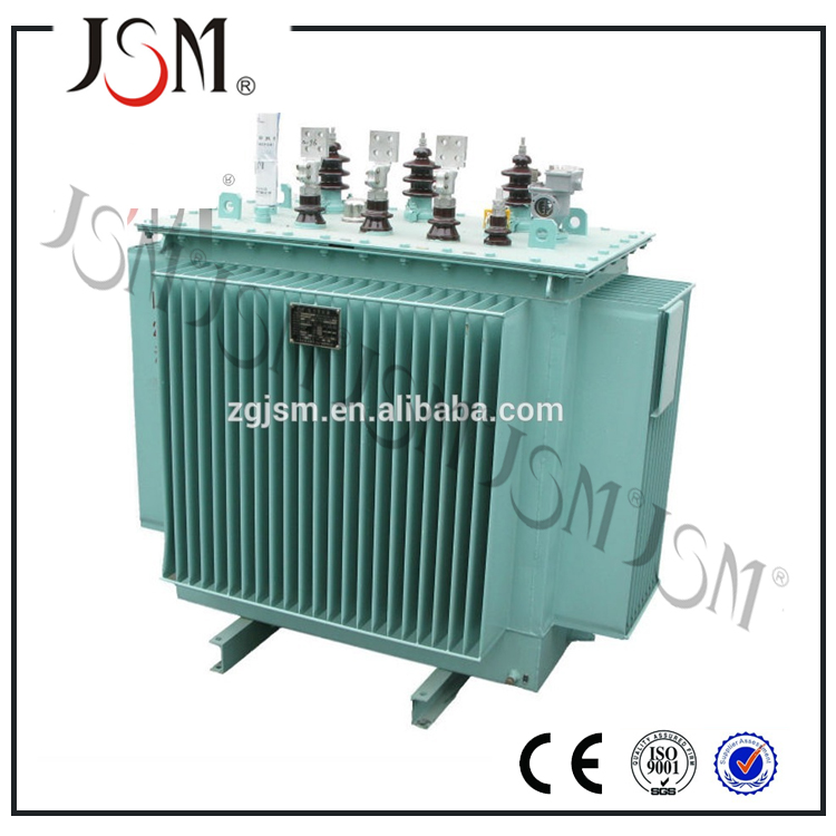 cooling distribution used oil filter machine Three-phase oil-immersed distributing transformer