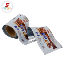 Manufacturer plastic packaging scrap plastic film roll for sale