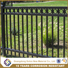 steel fence cheap Specialty Ornamental High Security Aluminum fencing
