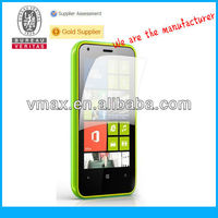 Japan anti-glare screen protector roll materials for Nokia lumia 620 oem/odm (Anti-Glare)