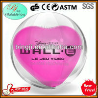 advertising promotion gift plastic beach ball for sale with customize logo