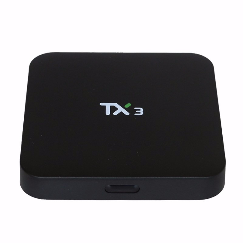 satellite internet receiver Tx3 Android TV Box Amlogic S905 1G 8G Android 5.1 H.265 WIFI Smart KD player hd 4K tv box