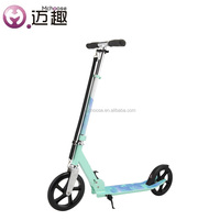 Hot Sale Cheap big wheel kick scooter for adults