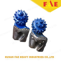 FAE Steel tooth rock bit for medium formation/tricone rock roller bit products