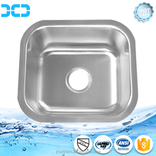 stainless steel trough wash basin sink