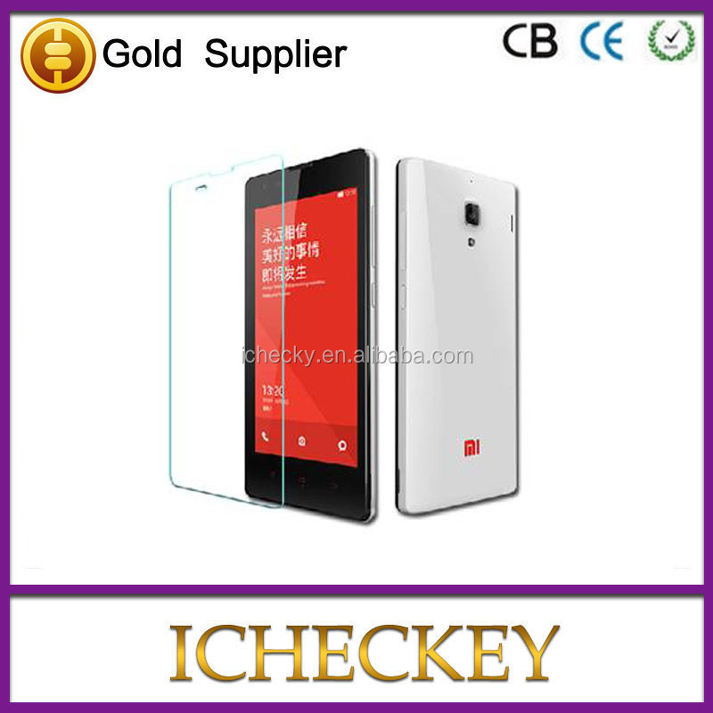 0.33mm 9h tempered glass screen protector for mobile phone