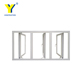 Aluminium hinges window grill design/Aluminum casement window