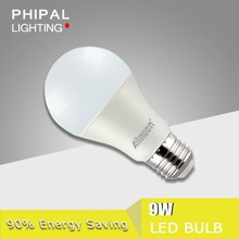 China Supplier 9W B22 A60 Hot Sale PF>0.55 LED Bulb Light For Home