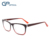 JQW-1715 New fashion branded eyeglasses China spectacles frame acetate eye glasses