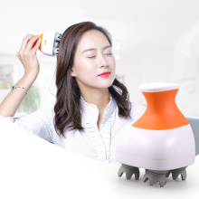 New Handheld Electric head Hair Scalp Massager for Hair Growth