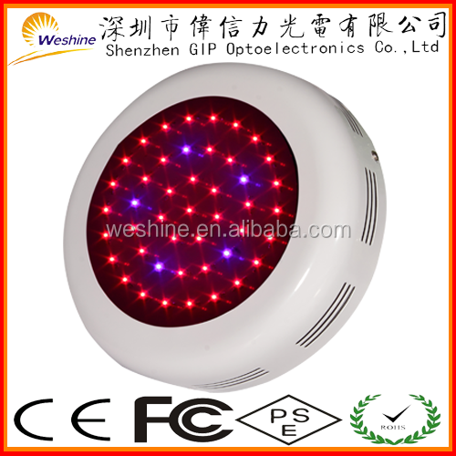 90w Ufo Led Grow Light Red 630nm 660nm Blue 460nm For Europe,1w ...
