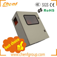 OEM service Stainless steel metal electric outlet box with custom size