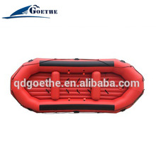 GTP500 Goethe pvc inflatable drifting boat, river boat, raft boat