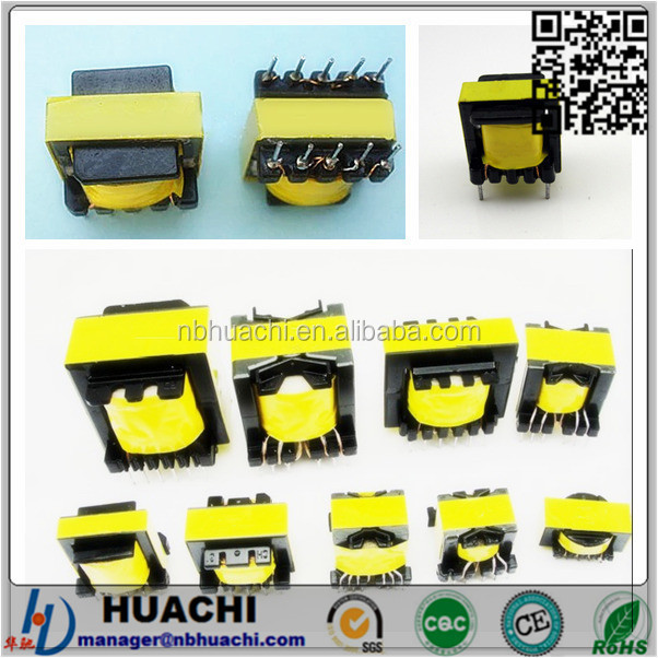 Customized 5+5 Pins halogen lamp 12v 50w transformer