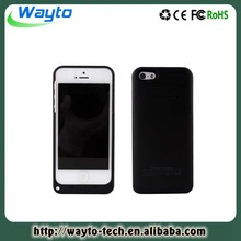 Power Bank Useful Battery Charger Case Charger Cover For Iphone 5
