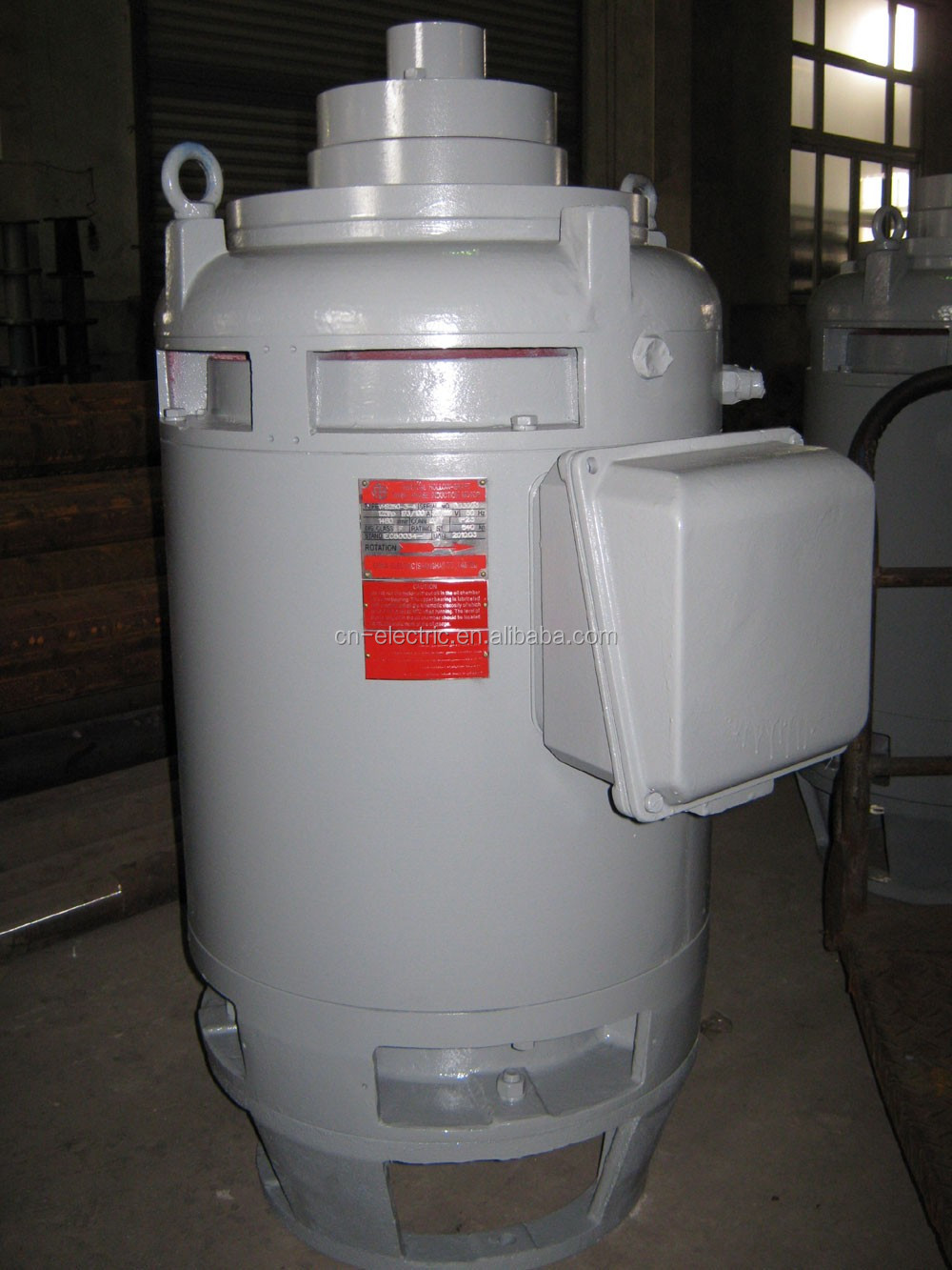 Asynchronous Motor For Deep Well Pump