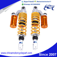 Per Pair Scooter Shock Absorber For Harley For Honda For Suzuki For Kawasaki