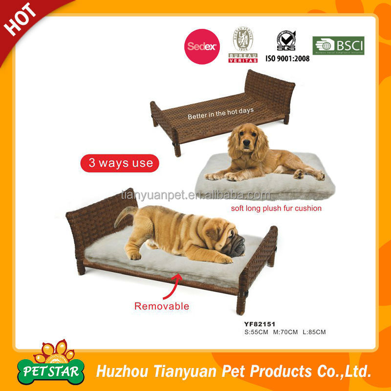 Wicker dog beds YF82151