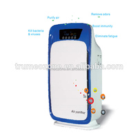 Home used ionizer air purifier for bedroom and hotel