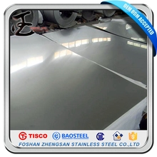 Induction Heat Resistance Ss316 Hair Line Stainless Steel Plate