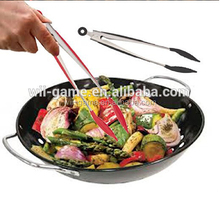 Hot Selling multi-purpose kitchen tool cookware silicone Food power tong