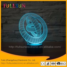 FS-2868 fashionable night light & led fittings for room decoration