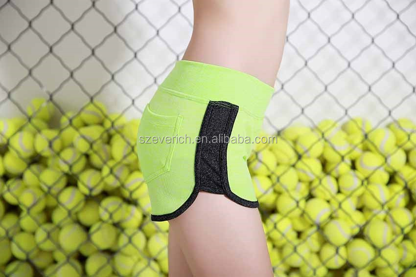 LADIES SPORT SHORT PANTS