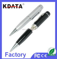 Metal Pen 125MB1GB2GB4GB8GB16GB32GB USB Flash Drive