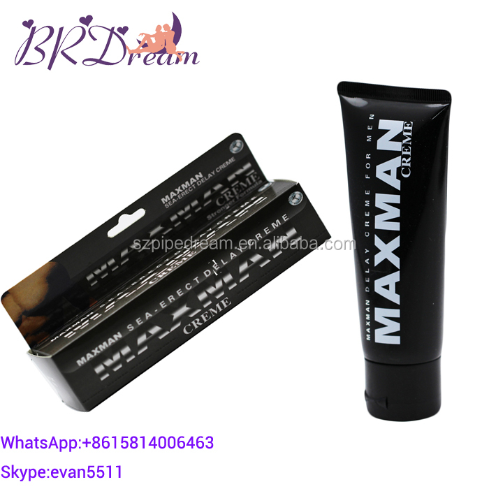 Maxman Cream Penis Enlargement Delay Cream