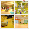 High Quality Assurance Plastic Pvc Flooring Baby Play Mat Playground Indoor