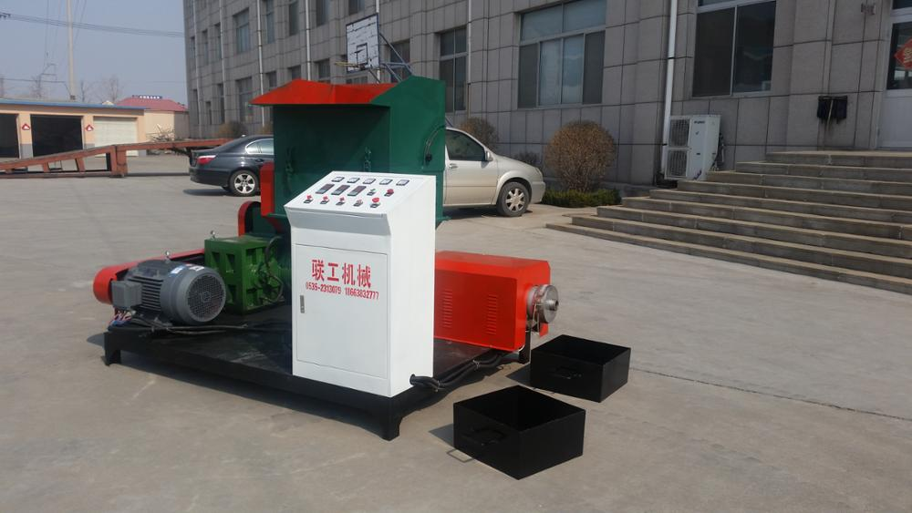 LGLY Series EPS Cold Press Block Machine