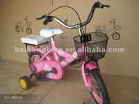 12''-20''Pink color good quality cargo baby girl bike bicycle for sale