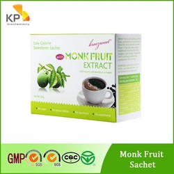 monk fruit extract with erythritol for tea and coffee