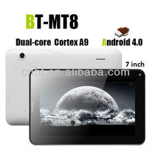 new arrival 7inch cdma gsm 3g tablet pc dual core tablet