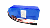 ICR 18650 replacement battery pack with 10S4P 37V 10.4Ah for energy store electronic vehicle