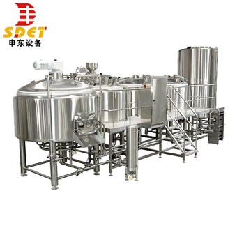 2000l commercial beer brewery equipment for sale
