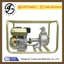 High quality Famous diesel engine driven water pump for irrigation usage