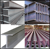 steel structure use factory high quanlity steel h-beam SS400 iron h beams