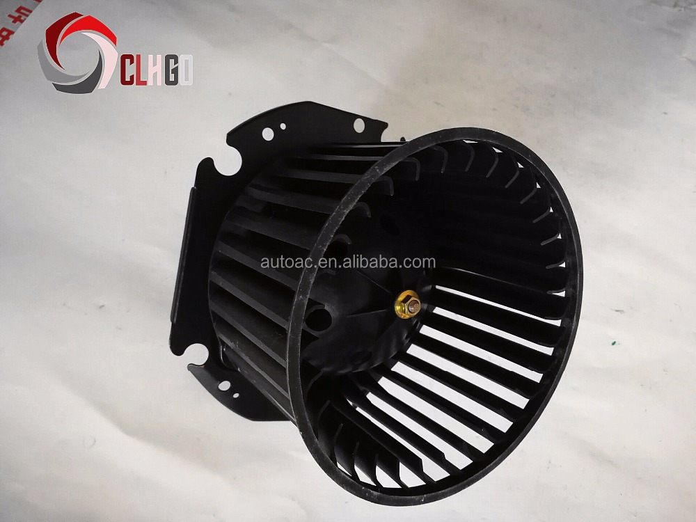 Air Conditioning Blower Fan New HVAC Blower <strong>Motor</strong> <strong>W</strong>/ Wheel BM 0137 - 5049594 Chevrolet GMC S10