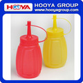 Plastic squeeze bottle, honey squeeze bottle, plastic squeeze sauce bottle