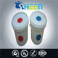 Good Adhesion Thermally Conductive Silicone Pouring Sealant Glue
