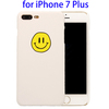 Logo Custom Plastic Phone Cover for Apple for iPhone 7 Plus Case Accessories
