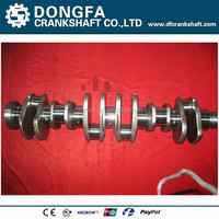 sell car engine parts with high forging crankshaft material