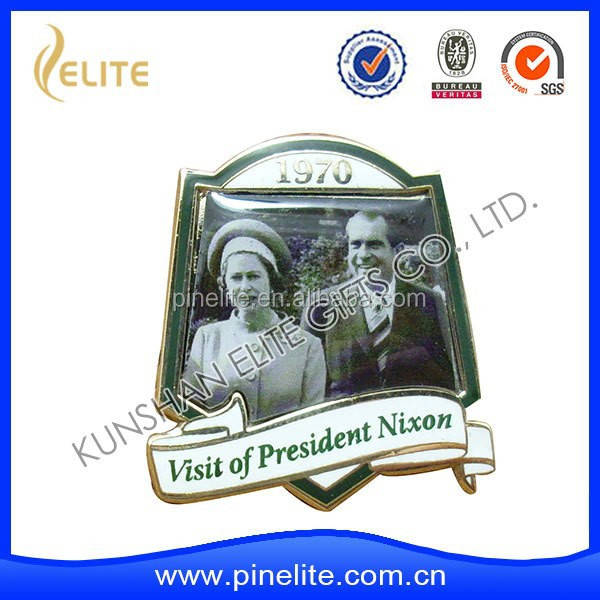 custom offset printing people epoxy badges,pokemon badges economic price